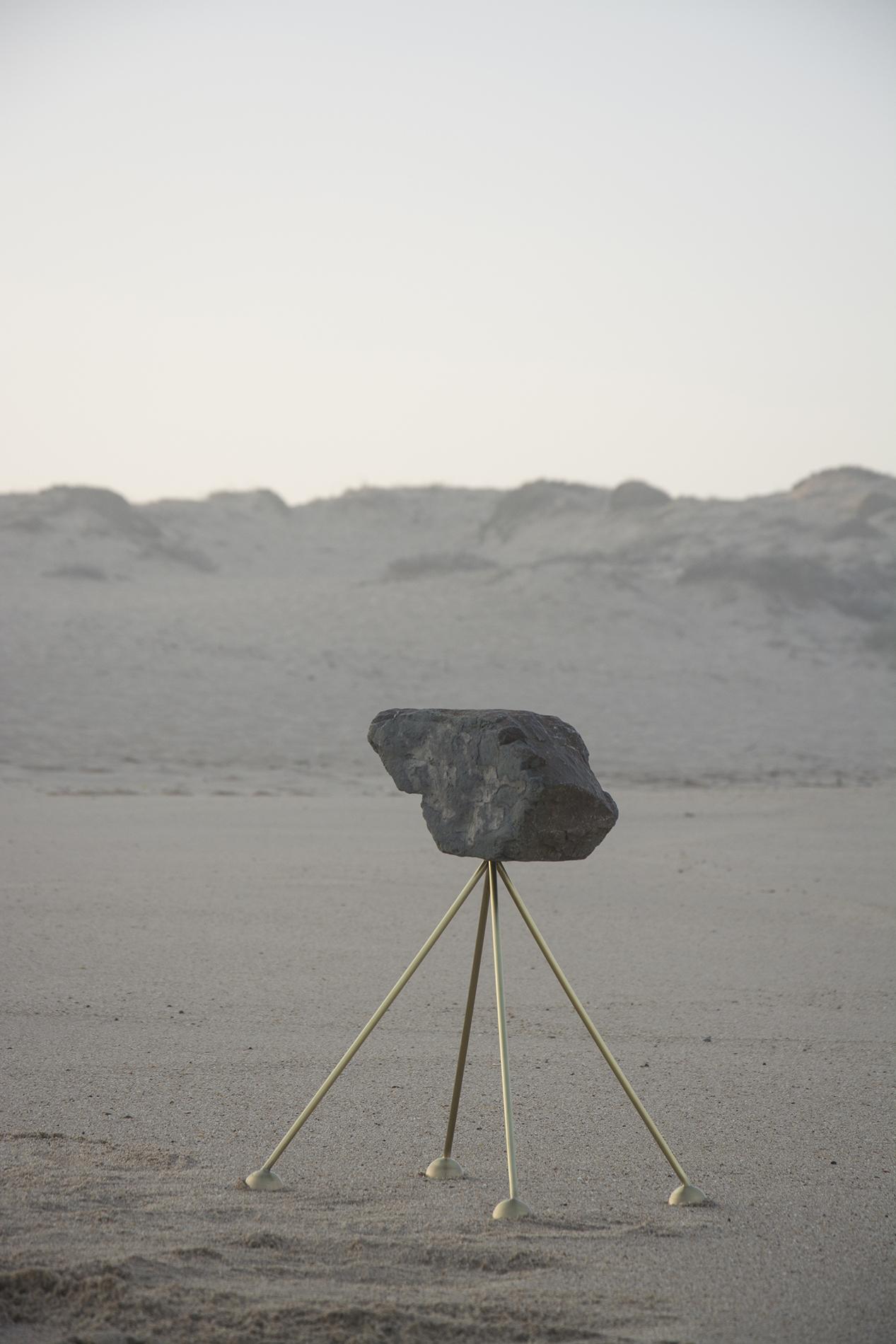 spacelander MG-O spacerock art